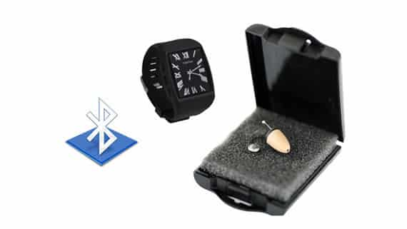 Spy-Bluetooth-Watch-Micro-Earpiece