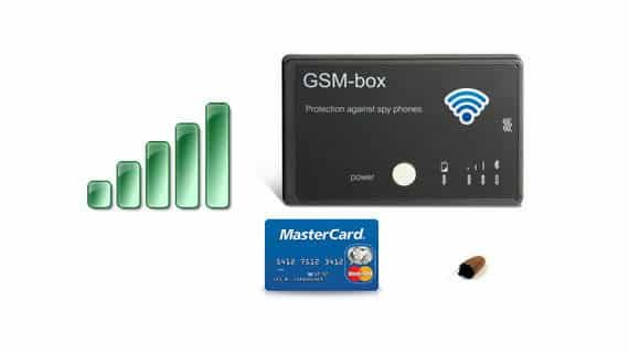 Spy GSM ID Card Nano Earpiece Set