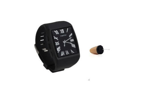 Watch Mobile Phone With Earpiece